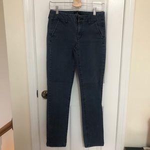 American Eagle Navy Skinny Pants